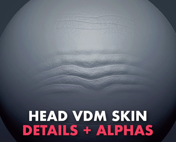 Head Vdmskin Detail Brushes Alphas Flippednormals