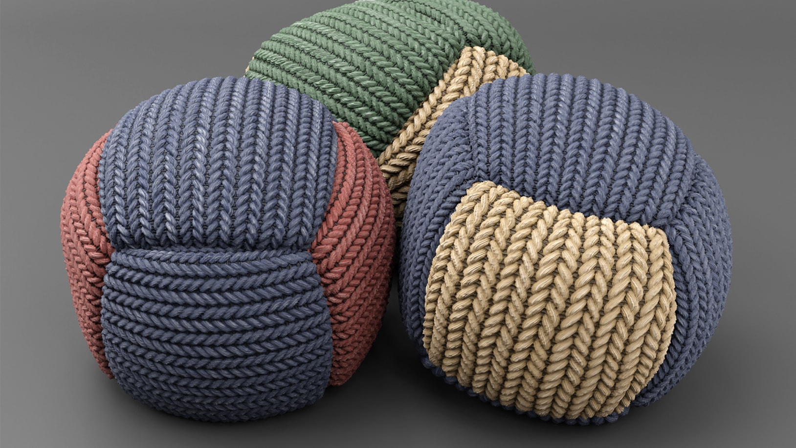 Procedural Wool Shader For Blender Flippednormals
